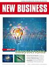 Cover: NEW BUSINESS Innovations - NR.11, DEZEMBER 2019/JÄNNER 2020